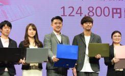 VivoBook S15 イベント集合写真